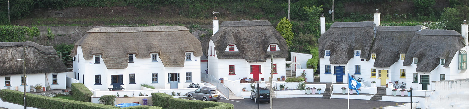cottages in Dunmore East